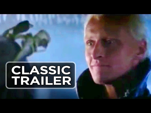 Охотник Blain Rohmer из начала SQ6 Blade Runner 1982 Official Trailer Ridley Scott Harrison Ford Movie