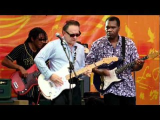 Crossroads 2010 .--6 tema  Six Strings Down-Robert Cray- Jimmie Vaughan & Hubert Sumlin-