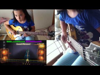 ROCKSMITH2014 Audrey Plays Guitar - The Trooper - Iron Maiden - 98% ロックスミス2014