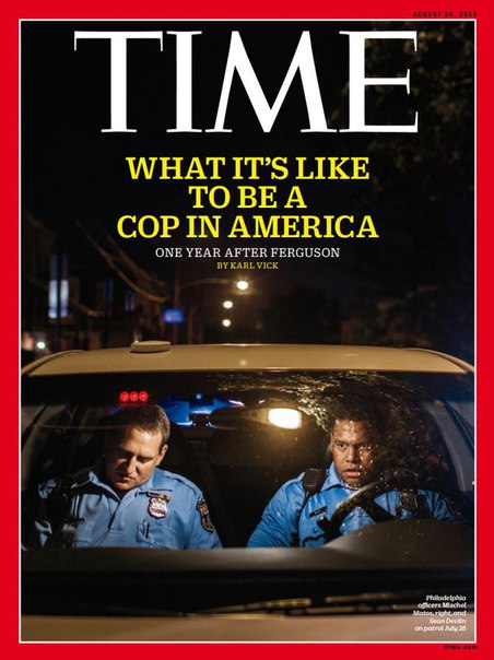 Time Magazine - August 24 2015