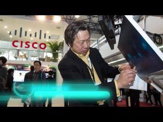 Cisco Открытки с CCBN 2014, Пекин