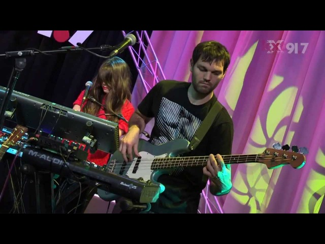 Washed Out - Feel It All Around - KXT Live Sessions