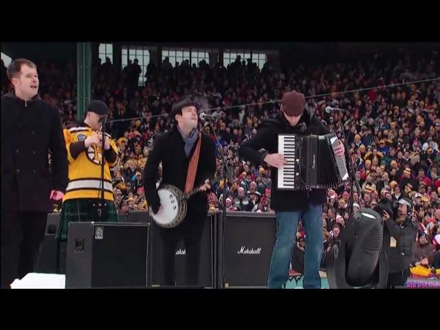 Dropkick Murphys Perform at Fenway Park - 2010 NHL Winter Classic (HD)