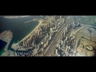 Полет над Дубаем на реактивном ранце   Jetman Dubai(Супер видео, которое покорило всех!!!)