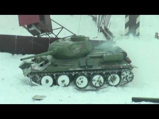 Большие модели танков RC TANKS. Winter War . 1:6