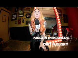 MEGAN MASSACRE on INKED AMERICA (From Rebels to CEO's) - Part 1