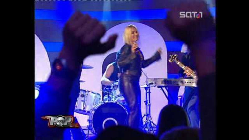 NENA KIM WILDE Anyplace Anywhere Anytime Live At Pop 2003 Sat 1