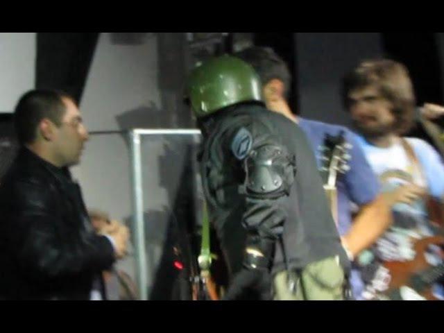 Noize MC Самара КРЦ «Звезда» Наркоконтроль 25.09.2014г