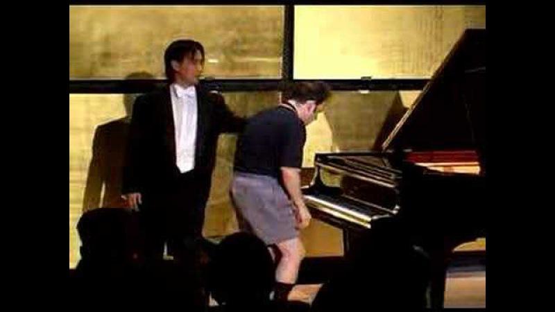 IGUDESMAN JOO Piano Lesson