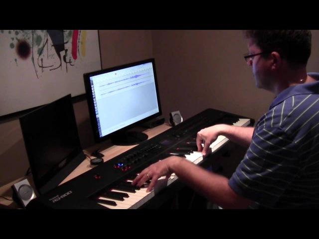 12 Стульев Попурри Пианино Ноты Soundtrack from The Twelve Chairs Piano Cover