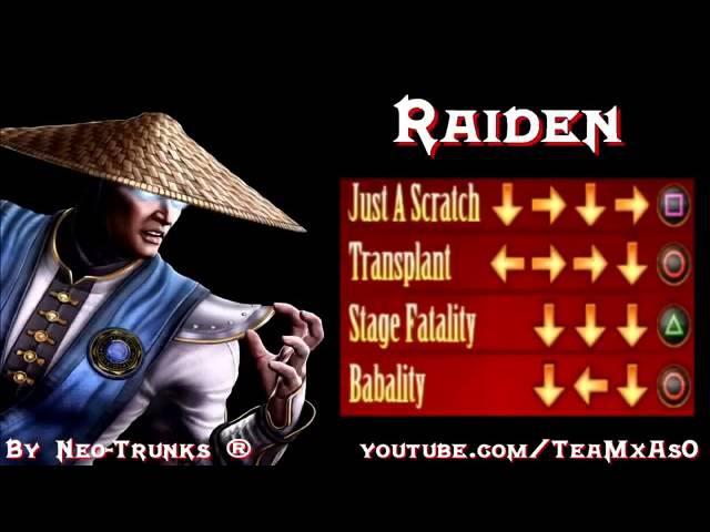 Mortal Kombat 9 All Fatalities Babalities and X Ray Compilation HD 1