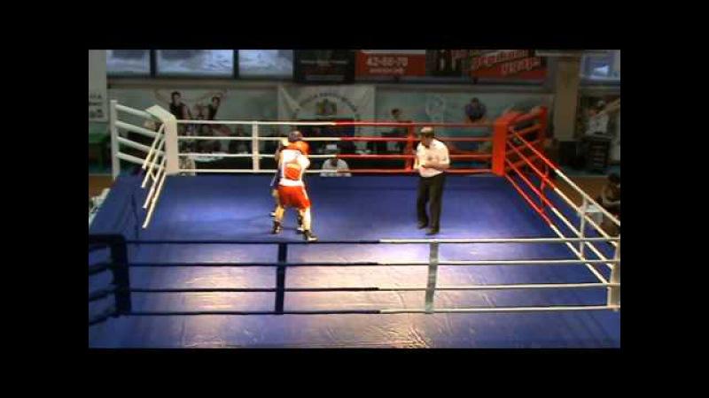 Кровяков А(кр) vs Коровин А(син) 2013г.