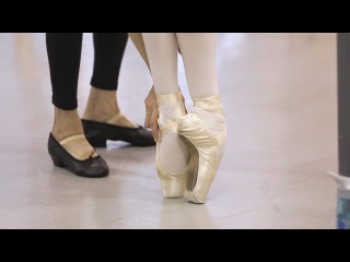 PNB's Summer Course 2014-Level VII Pointe