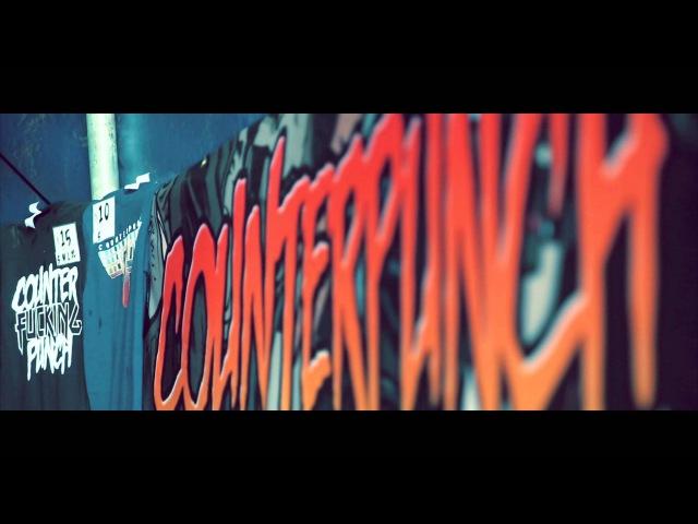 Counterpunch No Man's Land Cyber Tracks A BlankTV World Premiere