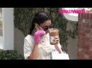 26 августа 2015 Ванесса занимается шоппингом в Мелроуз Плейс
