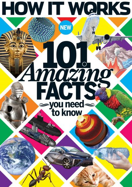 How It Works Book of 101 Amazing Facts You Need To Know Volume 2 vk.com