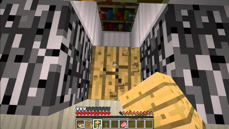 Minecraft прохождение карты Побег из Тюрьмы часть 1