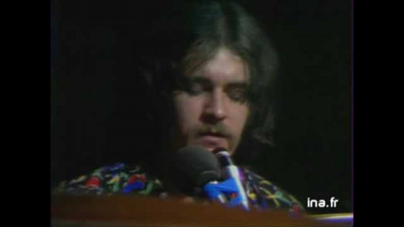 Procol Harum A Salty Dog Live Pop2 Le Bataclan Paris France October 11 1971