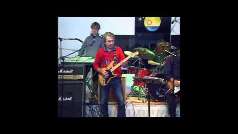 Cicci Guitar Condor - Highway Star (cover Deep Purple)