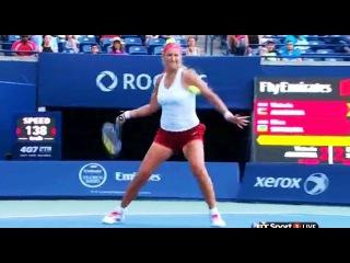 HD Victoria Azarenka vs Elina Svitolina Highlights TORONTO 2015