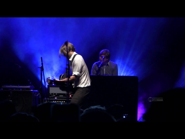 Death Cab for Cutie at Rifflandia 2014 Soul Meets Body