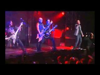 TRIVIUM - Creeping Death (Metallica) ft Corey Taylor & Robb Flynn HD