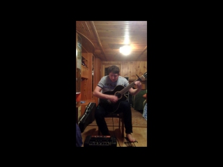 Alex Kudrin-Lewis and Clark(Tommy Emmanuel cover)