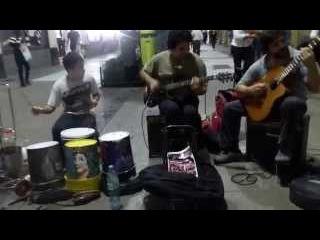 """Roock And Rooll"" - version ! Damian Salazar / Sebastian Zoppi / Raul Noni !!!"