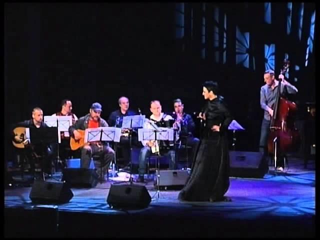 Amira Medunjanin REKA Balkan River of Music UCI ME MAMO KARAJ ME