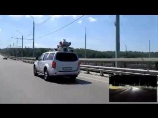 Лазерное сканирование автомобильного моста