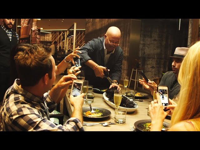 Ep 1 Chicago The Navigator's Table with Andrew Zimmern