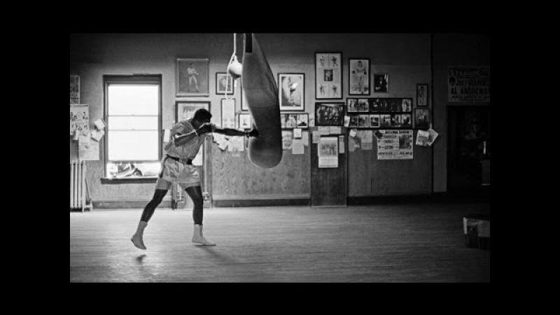 Бокс. Работа на боксерском мешке №1 с Александром Артамоновым