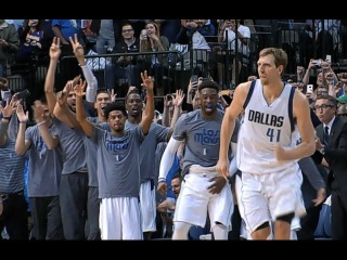 Dirk Nowitzki's Career Milestones (Including 30,000 Points!) |