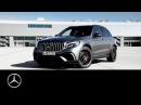 Mercedes-AMG GLC 63 S 4MATIC 2017: V8 Expertise | Trailer