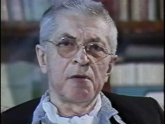 Portrety Obowiązkowe - film z festiwalu Mrożka w 1990 roku (Borzęcin, Kraków)