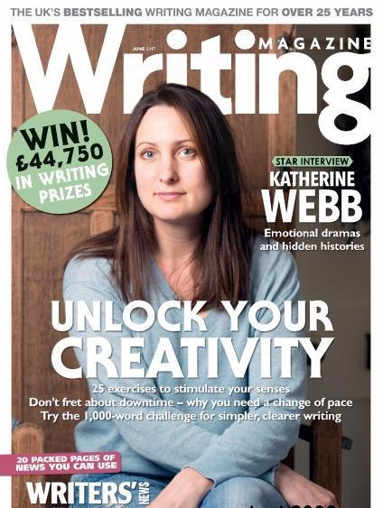 Writing Magazine June 2017
