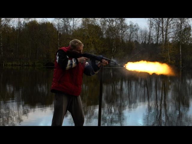 Игрушки для пацанов АК 47 и карабин Симонова
