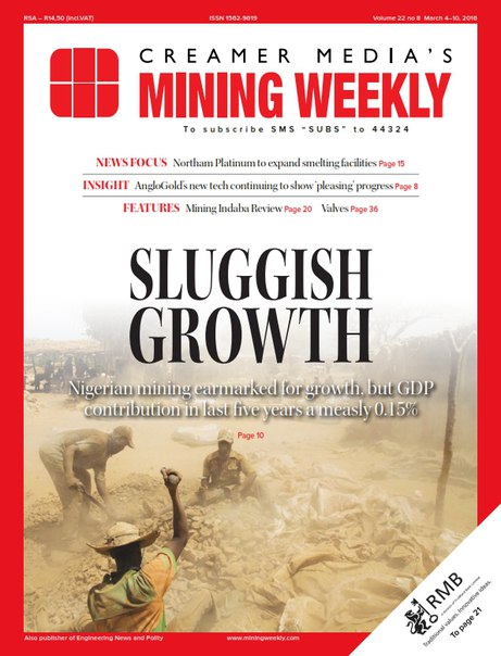 Mining Weekly - 4 March 2016 vk.com