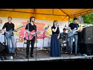 MISSISSIPPI SAX - Something new (Jazz May 2016, Penza)