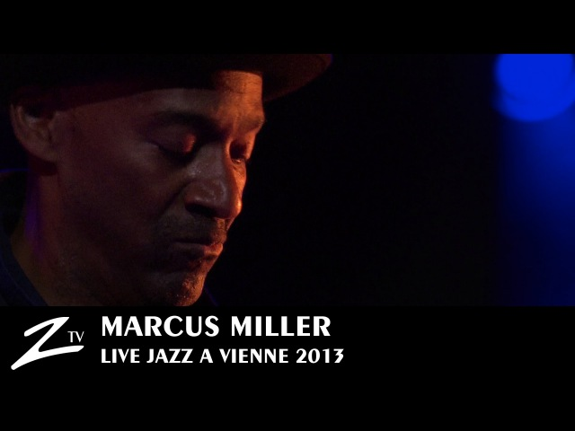 Marcus Miller Keziah Jones I'll Be There Come Together LIVE HD