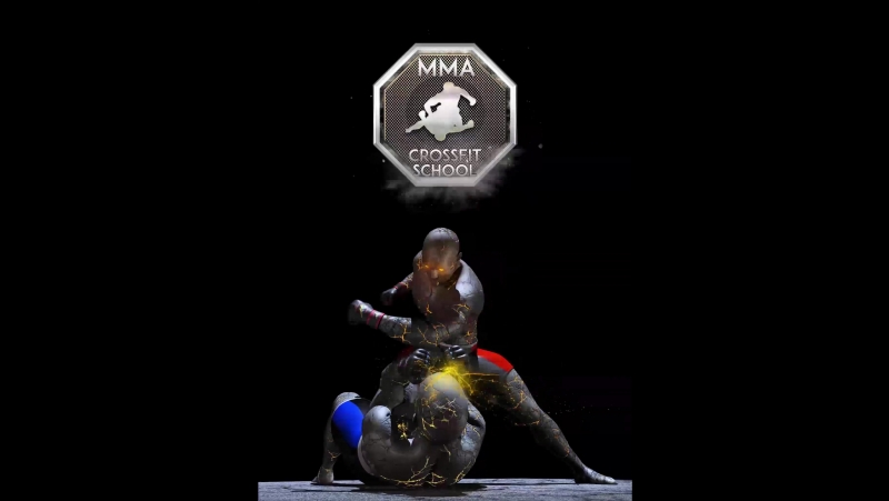 MMA Crossfit School Motivation Dmitriy Melenevskiy $ Anton Grabovskiy