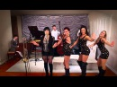 Give It Away '60s 'Austin Powers' Style RHCP Cover ft Aubrey Logan