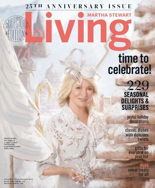 Martha Stewart Living - January 2016