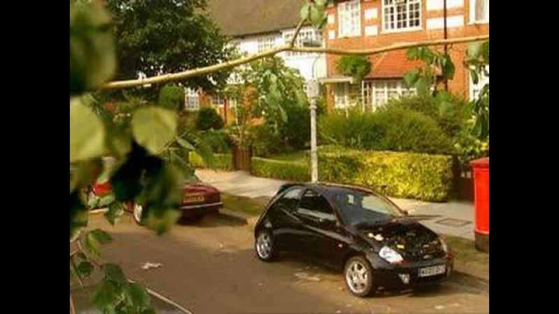 Reklama ford ka (evil twin) zły samochód UNCENSORED 2