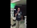 В караоке клубе Light karaoke Адлер Ян Булгучев