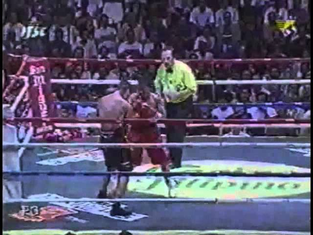 Nedal Hussein v Manny Pacquiao 14 October 2000 Antipolo City Rizal Philippines