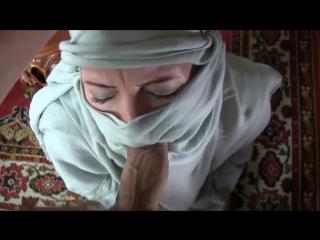Мусульманка приехала в Россию не поступила в универ и стала обычной шлюхой [Порно и Секс 18]