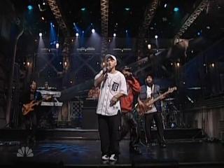 Eminem — The Real Slim Shady Live SNL 2000