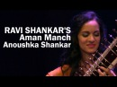 Sitarist Ravi Shankar's Aman Manch National Peace Forum performed by Daughter Anoushka Shankar