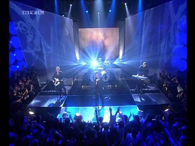 Depeche Mode Precious Top Of The Pops BBC UK 11 09 2005